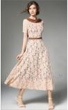 Vestido de Renda Delicatesse