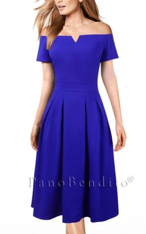 Vestido Ombro Nu American Woman
